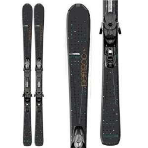 Salomon Origins Bamboo Skis + Z10 Ti Bindings Womens 2012