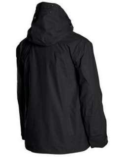 NWT $290 Mens VANS UY Snowboard Jacket ~ Sz L Black
