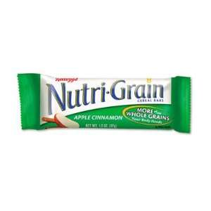 o Kellogg s o   Nutri Grain Cereal Bars, Apple Cinnamon