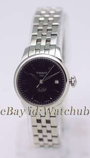 2012 TISSOT LADIES T CLASSIC LE LOCLE AUTOMATIC SAPPHIRE CRYSTAL WATCH