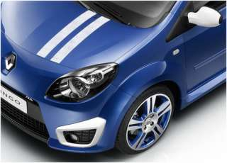 Renault Gordini stripes stickers Clio Twingo Megane