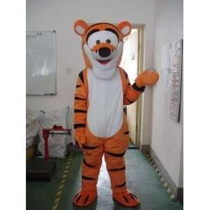 Tigger Tiger Winnie the Pooh Friend Mascot Costume Toys