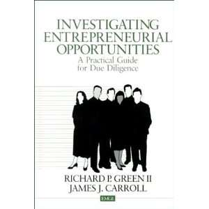 Guide for Due Diligence (Entrepreneurship & the Management of Growing