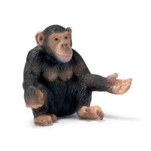 Schleich Wild Life Chimpanzee Female Toys & Games