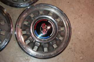 Impala SS 14  HUBCAPS wheel covers