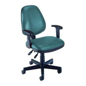 Antimicrobial Vinyl Task Chair w/ Arms