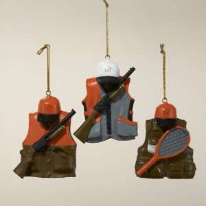 DUCKS UNLIMITED HUNTING & FISHING VEST ORNAMENTS Home