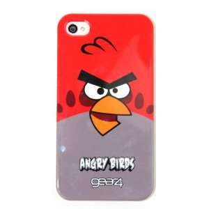 Birds)replicase Hard Crystal Air Jacket Case for At&t Iphone 4 4g