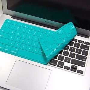 Keyboard cover skin for Macbook air 11 11.6 A1370 + Cosmos cable tie