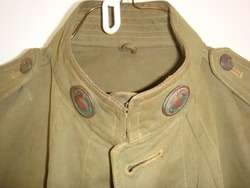 FANTASTIC SCARCE WW 1 US MARINE CORPS COMBAT UNIFORM IDD GROUPING