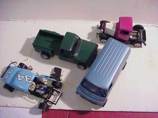 Older HUGE Lot of Model Kits Car Junkyard