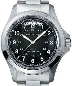 Hamilton Gents Khaki King Day & Date Automatic Watch H64455133