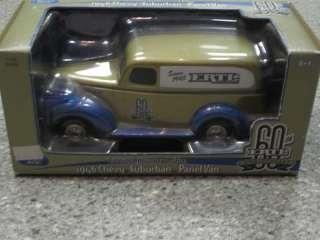 1946 Chevy Suburban Panel Van