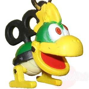 MECHA KOOPA Key Chain Figure New Super Mario Bros Wii Enemy Character
