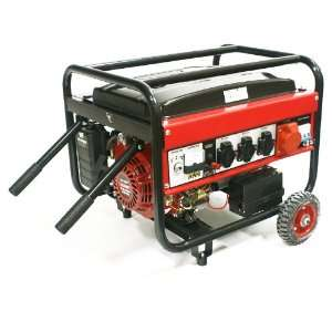 3000 Watt Stromerzeuger mit ELEKTROSTARTER   Generator   Aggregat