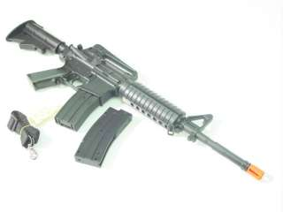 NEW ELECTRIC AIRSOFT GUN   MODEL A 2 RIFLE MODEL SET