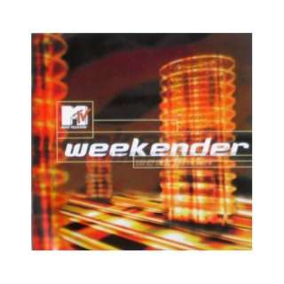 MTV Weekender CD 3 & 4 Moby, Safri Duo, Texas, Green Velvet, Melanie