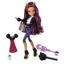 Monster High Sweet 1600 Doll   Clawdeen Wolf   Mattel 1001134   eToys