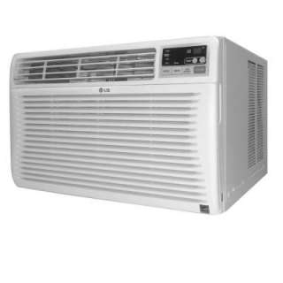 LG Electronics 10,000 BTU 115v Window Air Conditioner with Remote
