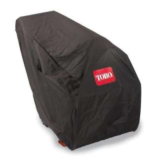 Toro Two Stage Snow Blower Protective Cover 490 7466 at The Home Depot