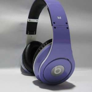 Beats Dr Dre Studio High Definition Kopfhörer Lila