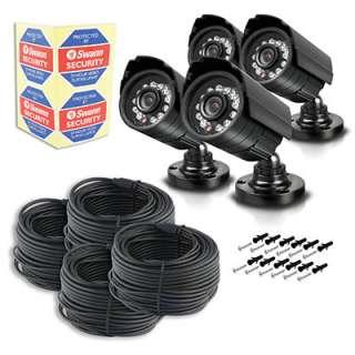 Swann Multi Purpose Day/Night Cameras 4 Pack