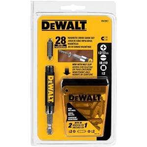 DEWALT Magnetic Drive Guide Set 28 Piece DW2057CS