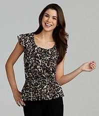 Short Sleeve Tops & Tees  Juniors Tops & Shirts  Dillards