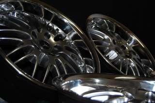 18zoll AMG Mercedes Felgen W204 W207 E Klasse W221 W212 S Klasse W209