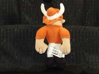University Texas Longhorns Football Mascot Bevo Plush