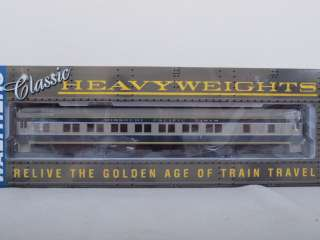 10316 HO Pullman Heavyweight 28 1 Parlor Passenger Car MP