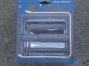 Toilet Tissue Holder Recess/Flush Mount In the Wall MIB