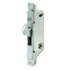 Prime Line Sliding Door Mortise Lock, Round Face, Adams Rite E 2121 at