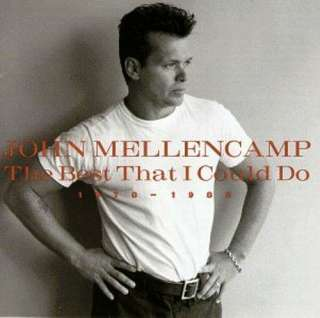 BEST OF JOHN COUGAR MELLENCAMP GREATEST HITS CD ROCK MUSIC 80s POP