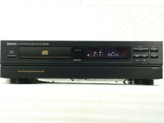 DENON DCD 1460 Compact Disc Player