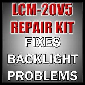 Westinghouse LCM 20V5 LCD Monitor REPAIR KIT LCM20V5