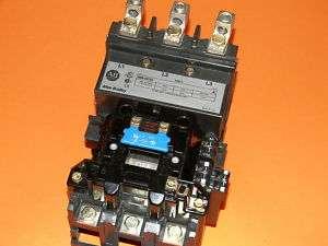 Allen Bradley 509 DOD Size 3 Contactor 2a1b 120v CD236