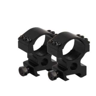 30mm Weaver style High profile Heavy Duty Scope Rings