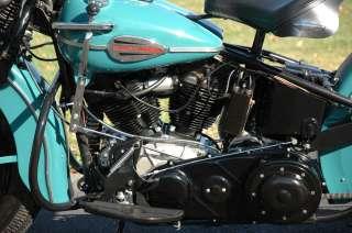 Custom Built Motorcycles  FL 74 KNUCKLEHEAD in Custom Built