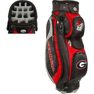 Georgia Bulldogs Letterman Club II Cooler Golf Cart Bag