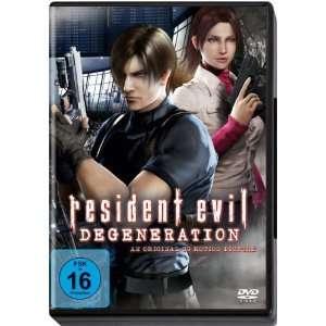 Resident Evil Degeneration  Makoto Kamiya Filme & TV