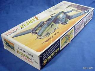 American B 25 Mitchell Airfix/Craftmaster Model Kit 1/72 VINTAGE NEW