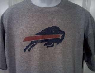 Buffalo BILLS 1980s NFL Throwback T Shirt XXL