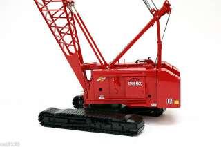 Manitowoc 4100W Crawler Crane ESSEX   1/50   TWH