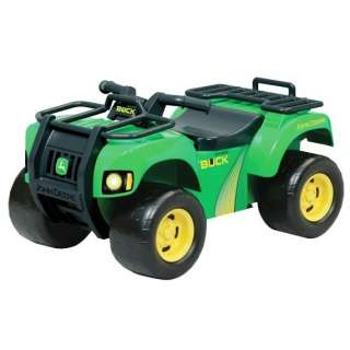 Britains John Deere Sit n Scoot Toddlers Ride On Car  ATV Quad Bike