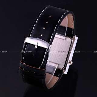29 LED Digital Luxury Binary Date Lady Men Sports Watch