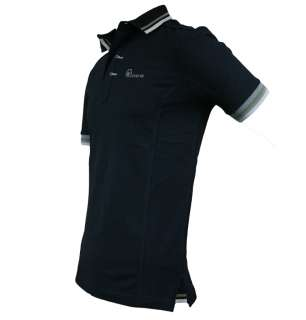 Duck and Cover 150234 Liam Mens Polo Shirt SS12 Neo Black