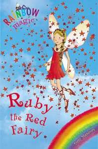 Ruby the Red Fairy by Daisy Meadows Paperback, 2003 9781843620167
