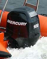 MERCURY MARINER F 100 HP Outboard Motor Engine 4 Stroke