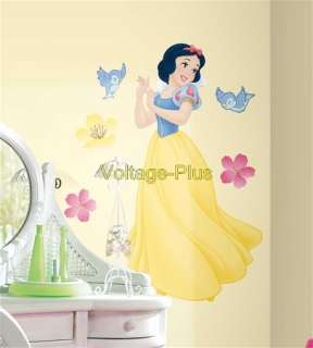 BLANCHE NEIGE STICKERS Muraux POSTER Mural Taille XXL